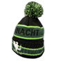 New Era Connacht 20 Cuff Knit Bobble Blk