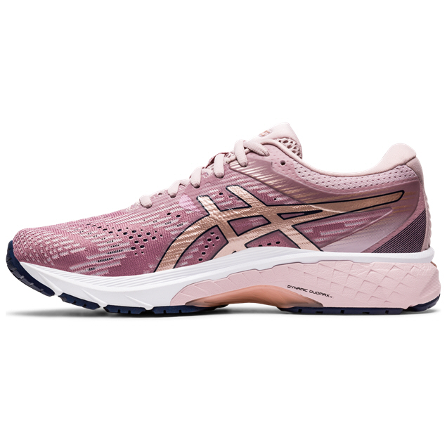 Asics GT-2000 8 Wmns Fw Rose/Rose Gold