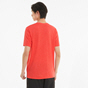 Puma Train Favourite Heather Cat Men's T-Shirt, Red