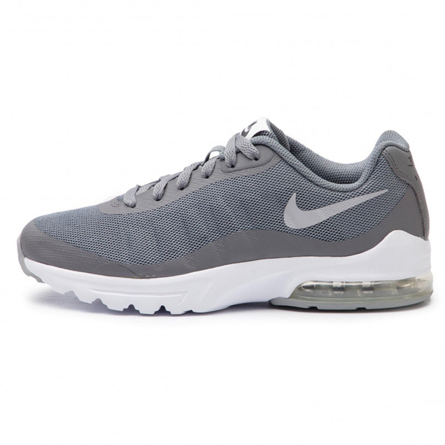 Nike Air Max Invigor Kids' Trainer, Cool Grey