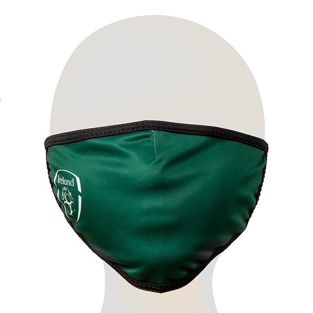 FAI Face Cover Adults Green