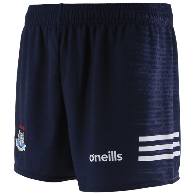 O'Neills Dublin 2021 Kids' Home Short, Navy