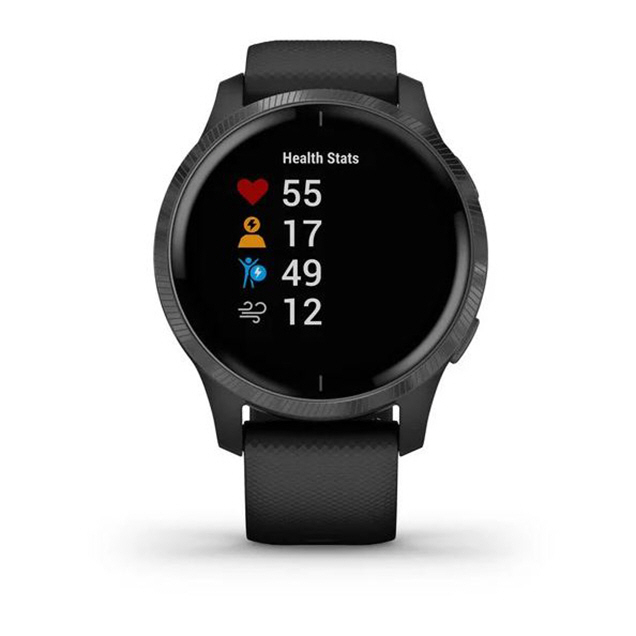 Garmin Venu Smartwatch Black