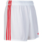 O'Neills Mourne 3 Stripe Short White/Red
