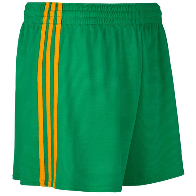 O'Neills Mourne Men's Short, Green/Amber