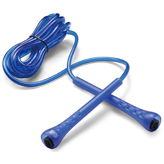 Body Sculpture 9' PVC Skipping Rope Blue