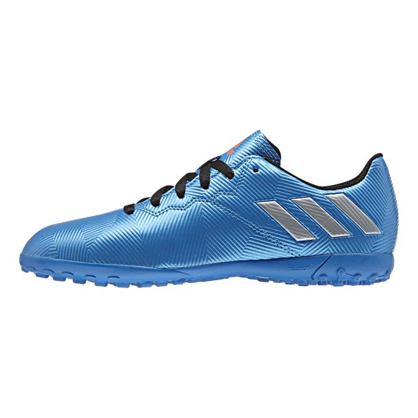 adidas Messi 16.4 Kids' Astro Boot, Blue