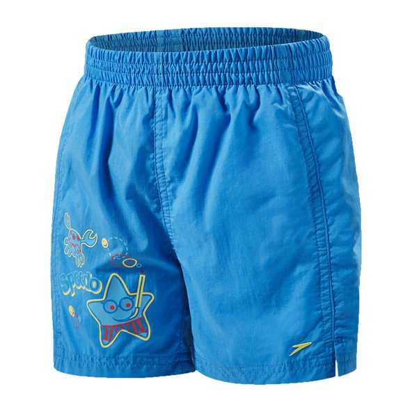 "Speedo Sea Squad 11"" Boys Watershort Blu"