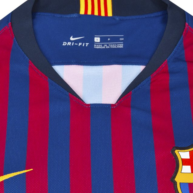 new product 43f3c 8ff59 Nike FC Barcelona 2018/19 Home Jersey, Blue | Elverys Site
