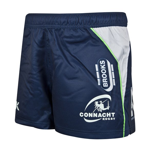 BLK Connacht 2018 Kids' Alternative Short, Navy