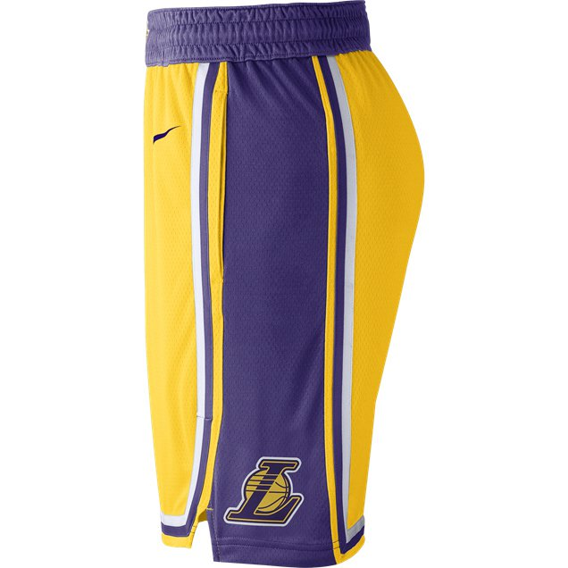 d23c34c33517 Nike Los Angeles Lakers 2018 Basketball Short