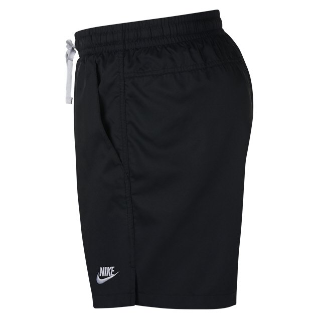 Nike Swoosh Flow Men's Short, Black