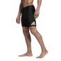 adidas Fitness Badge Swim Jammer, Black