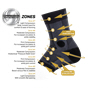 OS1st Ankle Bracing SLv Right Blk