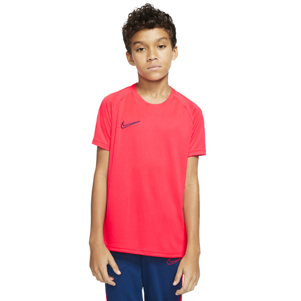 Nike Dry Academy Boys' T-Shirt, Red