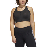 adidas Ultimate INCL Women's Sports Bra, Black