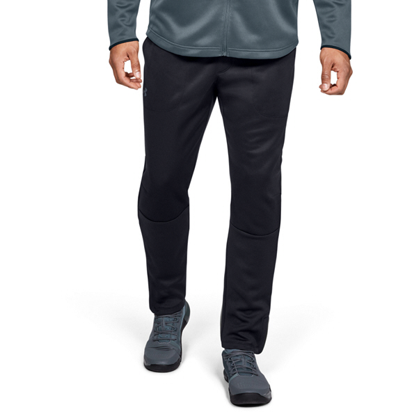 Under Armour® MK1 Warm Up Men's Training Pant Black/Grey