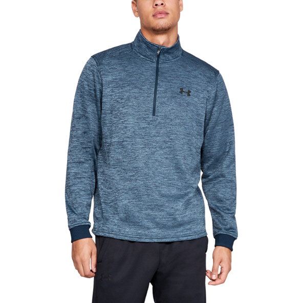 Under Armour® Armour Fleece ½-Zip Top, Navy