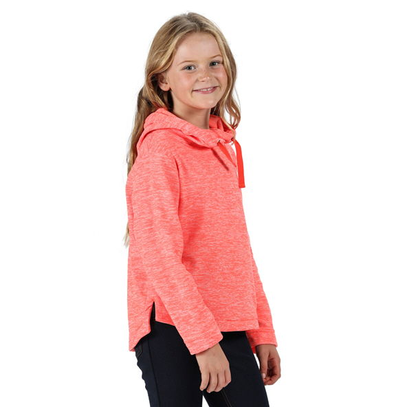 Regatta Kalina Girls' Hoody, Coral