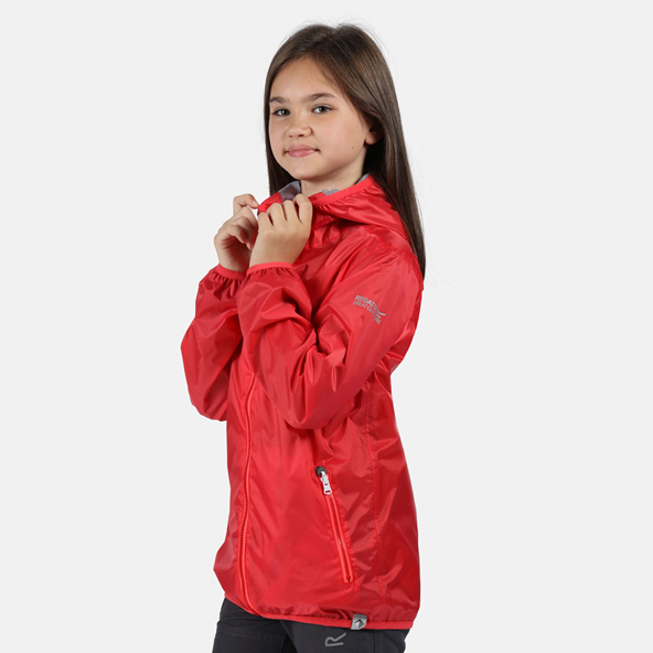 Regatta Lever II Girls' Jacket Coral