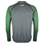 O'Neills Kerry Achill Brushed Crew Top, Grey