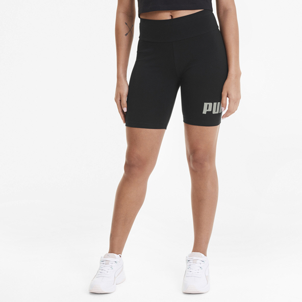 "Puma Essentials+ 7"" Women's Short, Black"