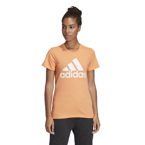 adidas Badge of Sport Women's T-Shirt, Amber Tint