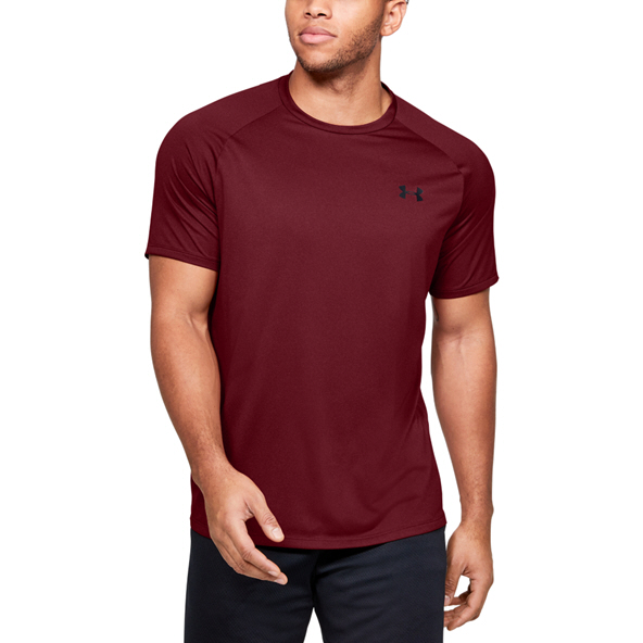 Under Armour® Tech™ Novelty Men's T-Shirt, Cordova
