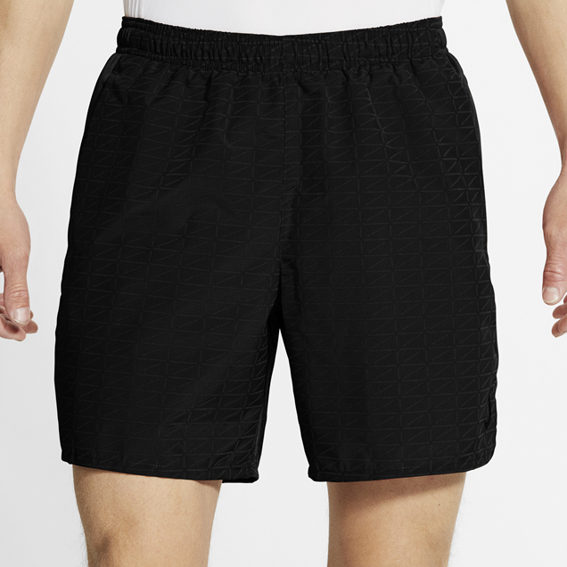 Nike Mens Run Dvn Chlgr Short Black
