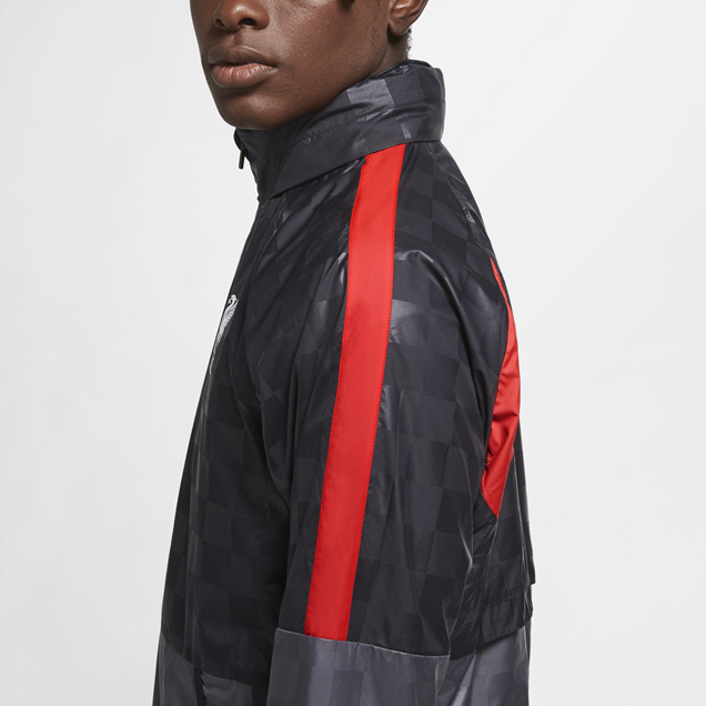 NIKE LIVERPOOL 20 AWF JACKET CL GREY