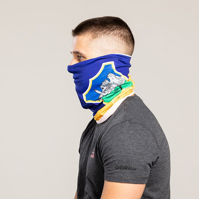 FOCO Tipperary Adult Face Mask, Blue