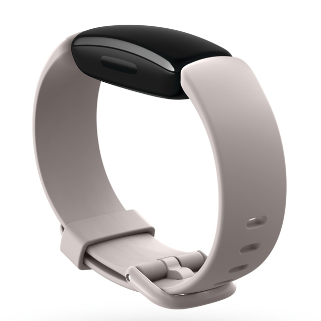 Fitbit Inspire™ 2 Fitness Tracker, Lunar White