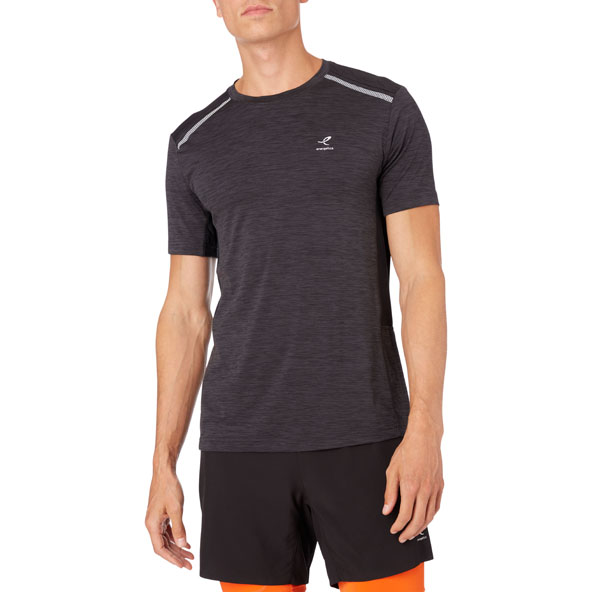 Energetics Aino II Men's Running Top Black