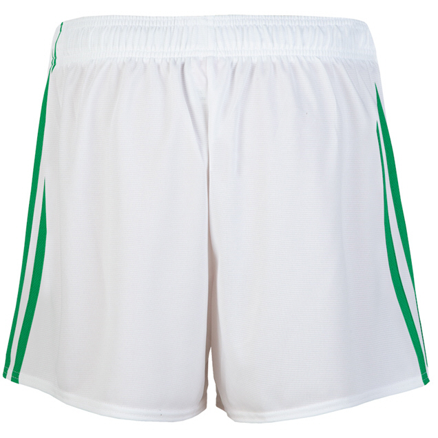 O'Neills Mourne 3 Stripe Shorts White / Green