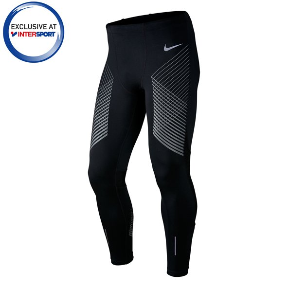 Nike Power GX Men's Running Tight, Black