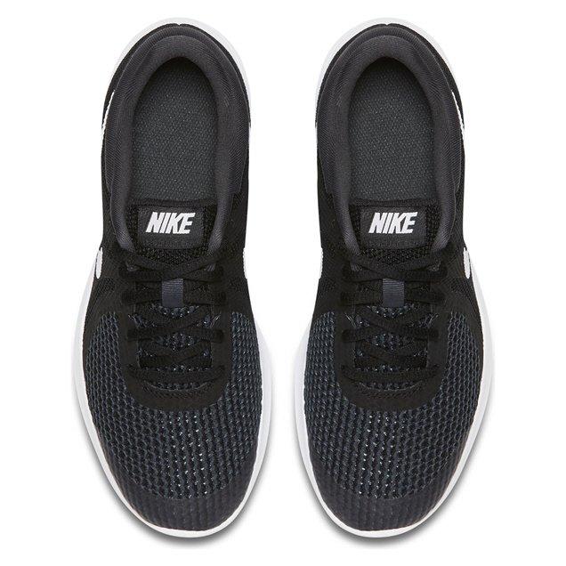0380dea21337 ... Black  Nike Revolution 4 Boys  Running Shoe