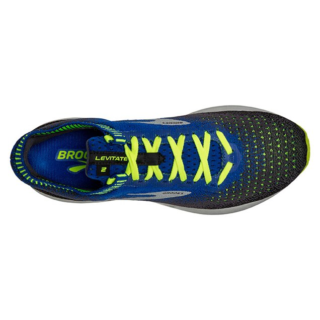 Brooks Levitate 2 Men's Running Shoe, Black