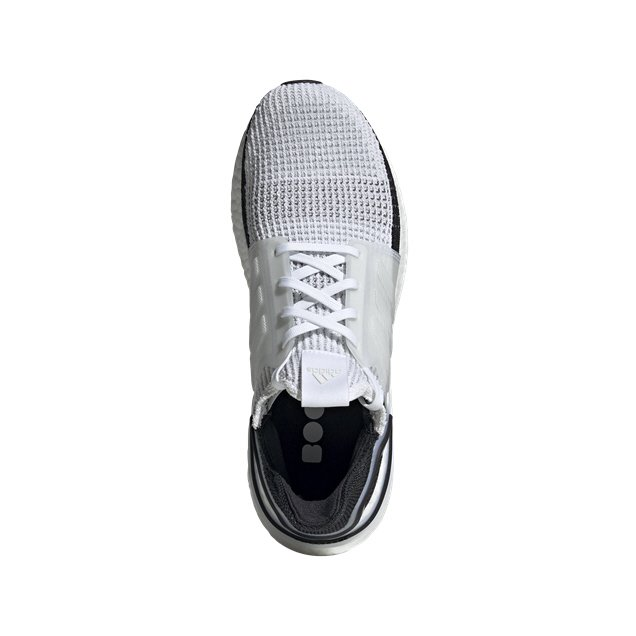 adidas Ultraboost 19 Men's Running Shoe, White