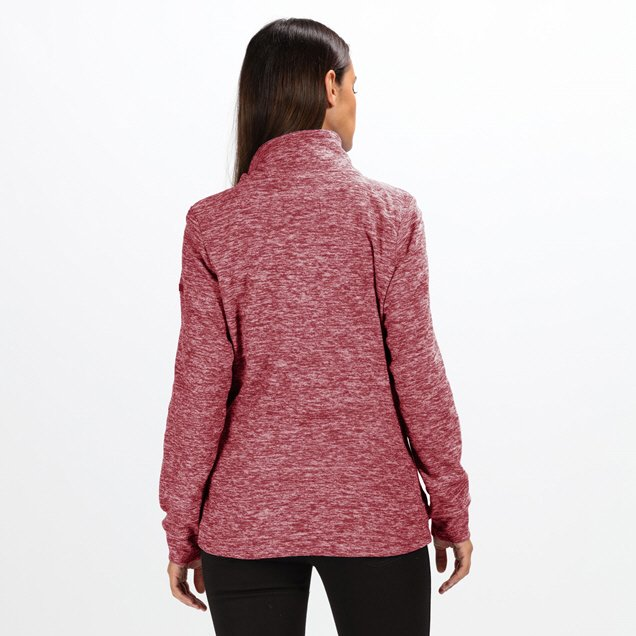 Regatta Ezri Women's Fleece Jacket Red