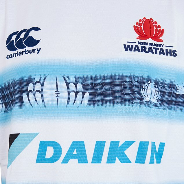 Canterbury Waratahs Away 19 Jersey White