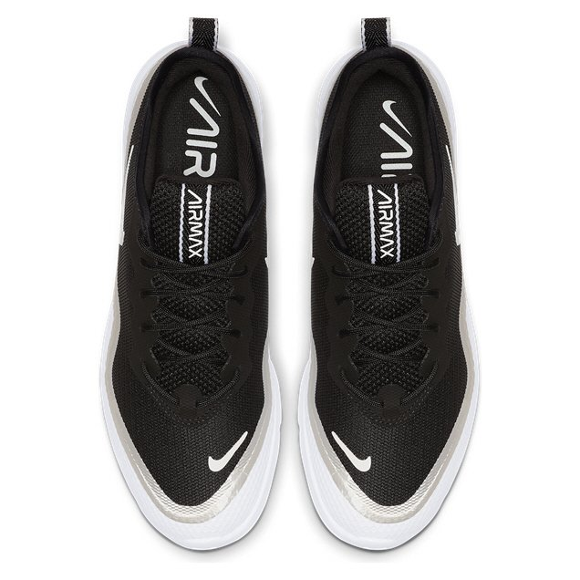 Nike Air Max Sequent 4.5 Women's Trainer BlackPlatinum