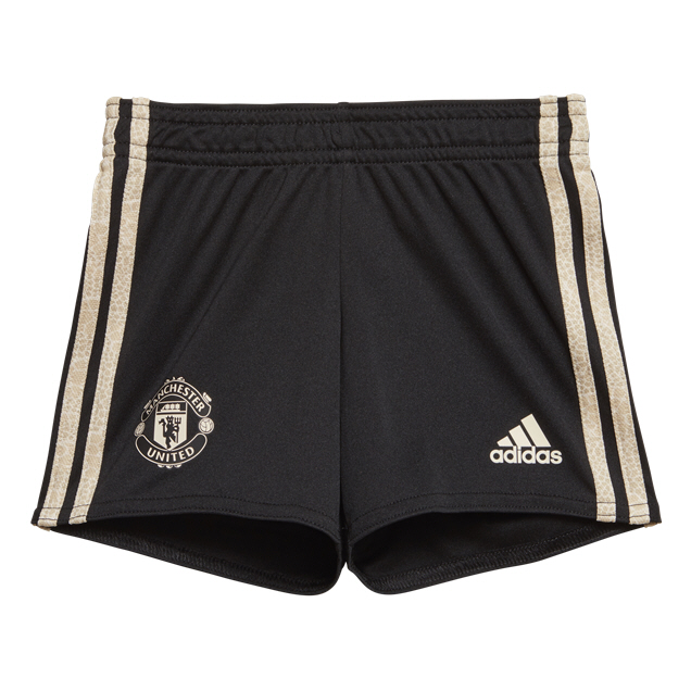 buy popular 08ed0 a1892 adidas Man United 2019/20 Baby Away Kit, Biege | Elverys Site