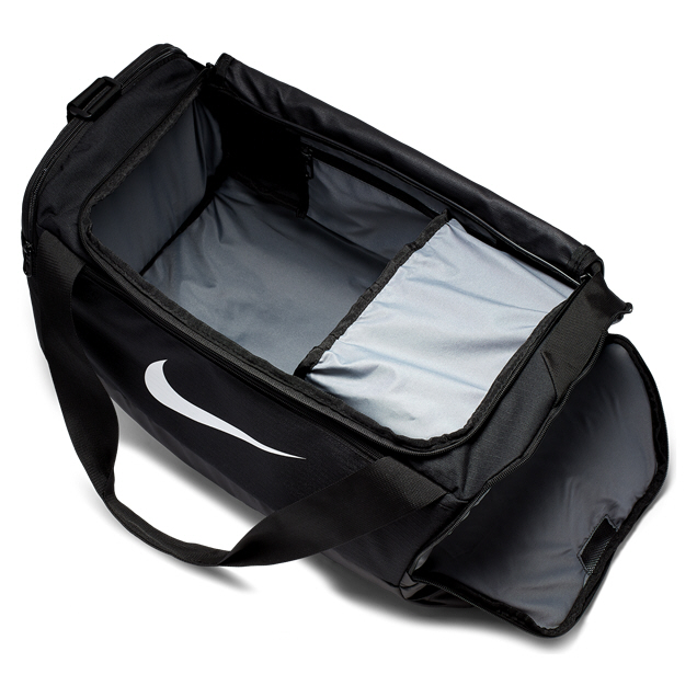 Nike Brasilia Duffel Bag 9.0 - Small, Black