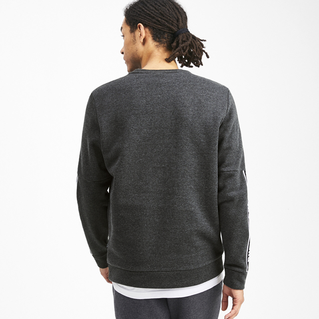 Puma Amplified Crew Men's Sweatshirt, Grey