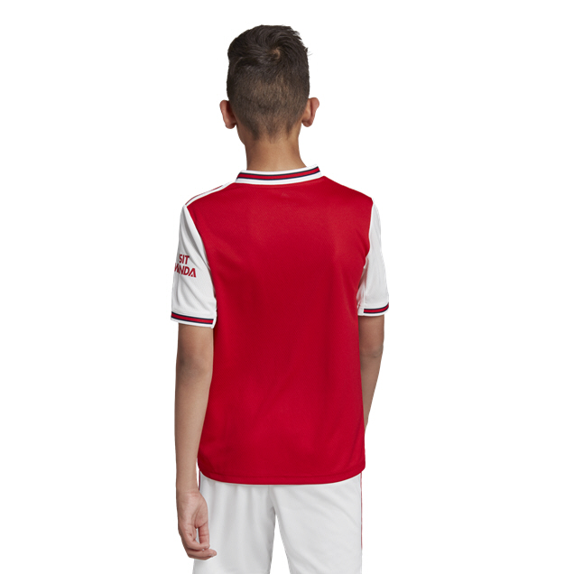 c2016c41e adidas Arsenal 2019/20 Kids' Home Jersey, Red | Elverys Site