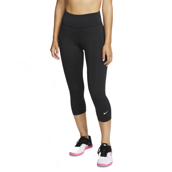 Nike One Capri Tight Black/White