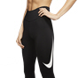 Nike Swoosh Women's Running ¾ Tight, Black
