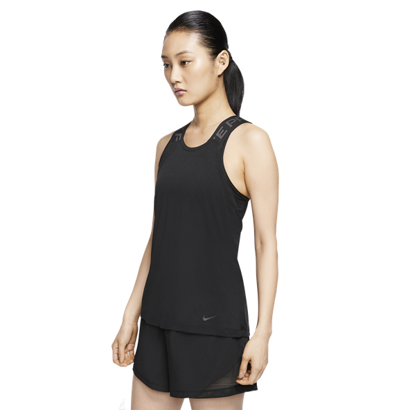 Nike Essential Elastika Women's Tank Top, Black