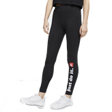 Nike Swoosh Club Women's Legging, Black