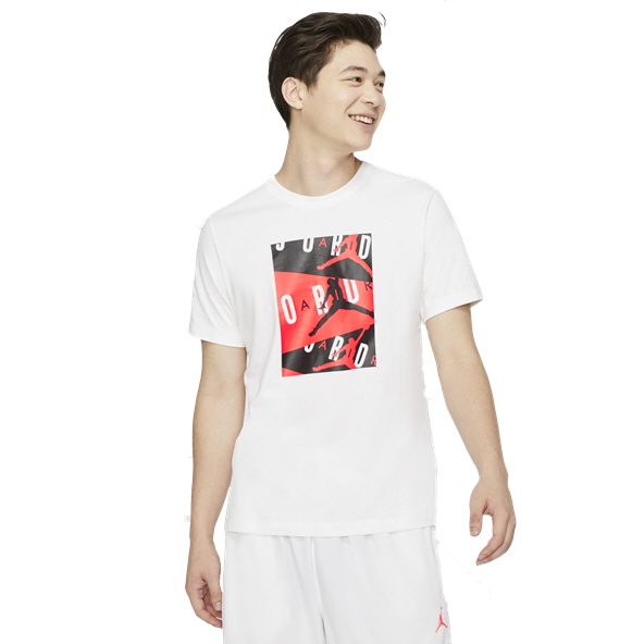 Nike Jordan Air Men's T-Shirt, White